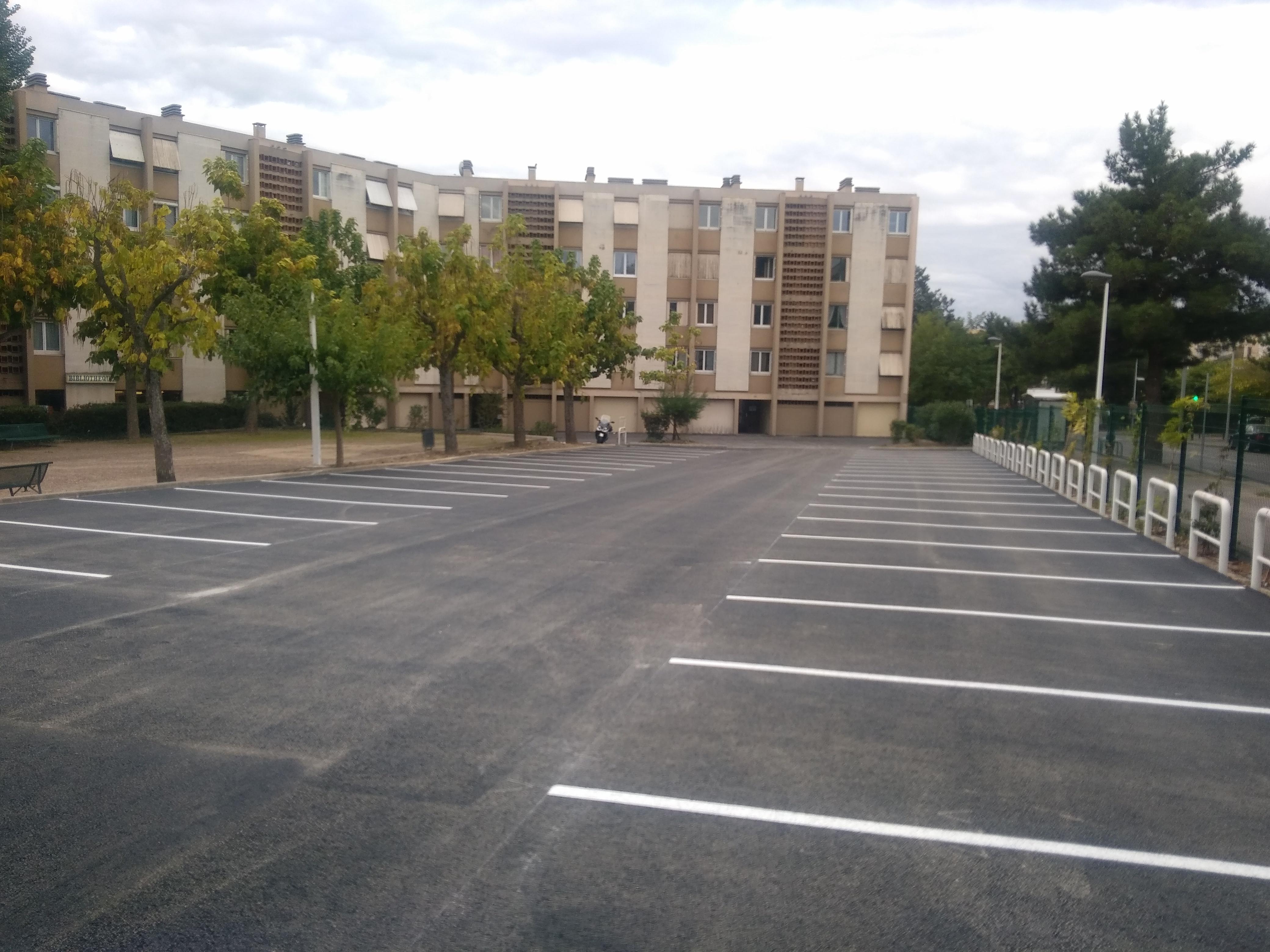 Strada Enrobé - Aix-en-Provence - Goudronnage